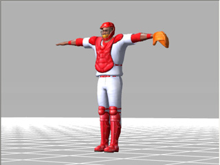 Exporting Motions for Maya HIK-Rig Animation Controller