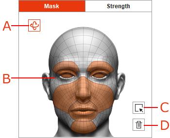 Motion LIVE 2D Plugin Online Manual - Creating Facial