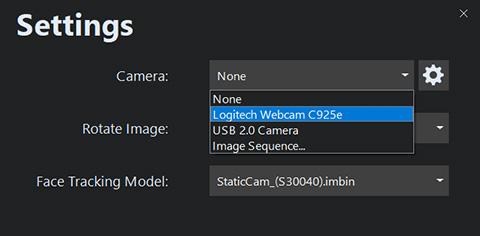 iClone Motion LIVE Online Manual - Camera Types and Settings