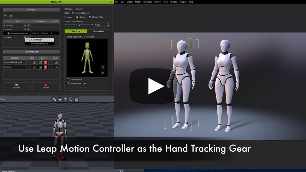 3d Hand Model Online